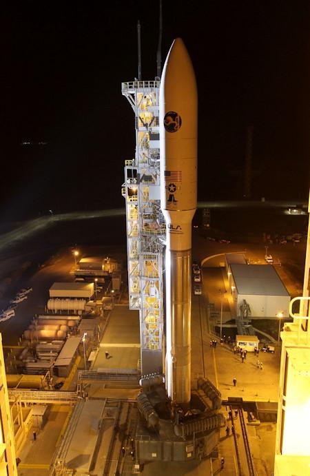 NROL-39 Launch